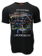 "London Underground Official,  ""I'm Going Underground"" T-Shirt  LARGE (GWC)"